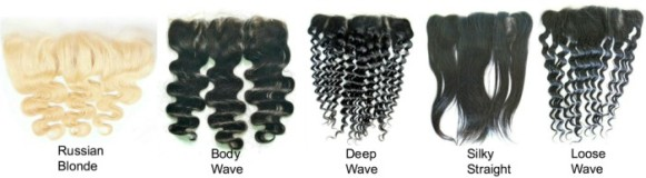 Lace frontal textures/curl patterns