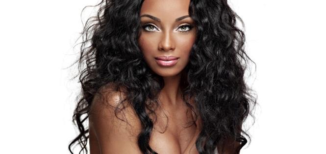 virgin hair model